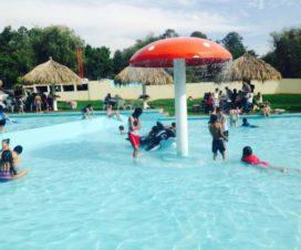 Parque Acuático El Manantial Tacámbaro Michoacán