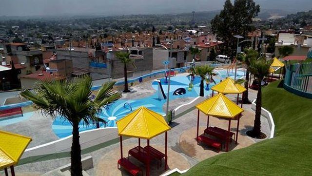 Parque Acuático El Mirador Ixtapaluca