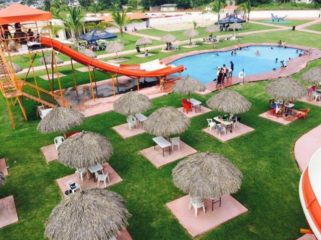 Parque Acuático El Rosario Nayarit