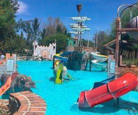 Parque Acuático Fantasía Acuática Tequisquiapan