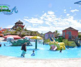 Parque Acuático Mundo A Aguascalientes