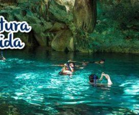 Parque Dos Ojos Tulum Quintana Roo