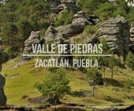 Parque Ecoturístico Piedras Encimadas Zacatlán