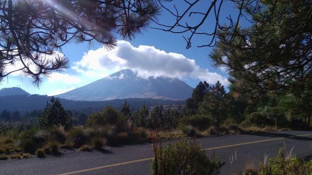 Parque Nacional Izta Popo Zoquiapan Puebla