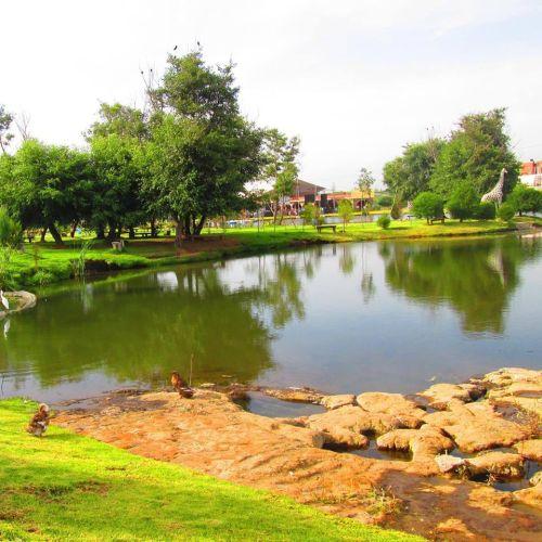 Parque Recreativo El Ameyal Cuautlancingo