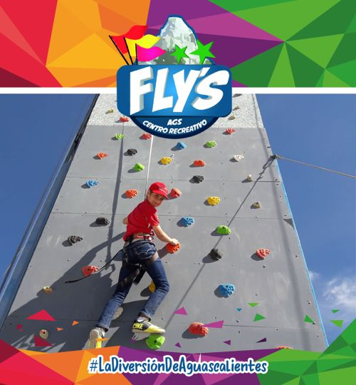 Parque Recreativo Fly's Aguascalientes