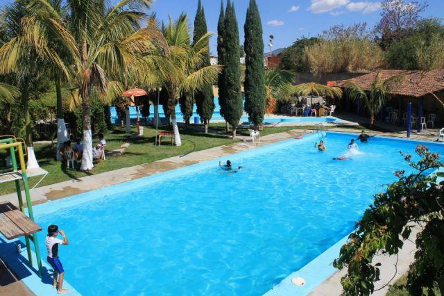 Parque Recreativo Las Palmas Ocotlán de Morelos
