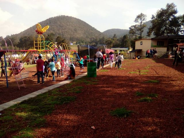 Parque Recreativo Sierra Nevada Tlalmanalco