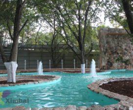 Parque Recreativo Ximbal Campeche