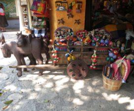 Parque Xel-Há Riviera Maya Artesanías