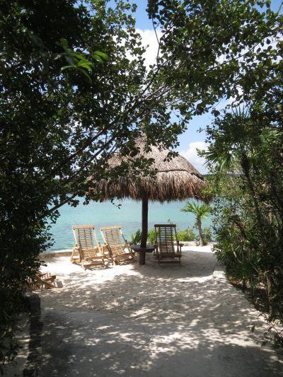 Parque Xel-Há Riviera Maya Palapas