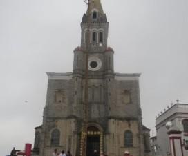 Parroquia de San Francisco de Asís Cuetzalan Puebla