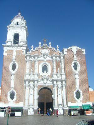 Parroquia de San José Tlaxcala