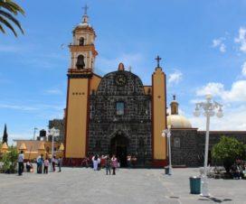 Parroquia de San Nicolás de Bari San Nicolás de los Ranchos Puebla