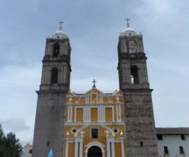 Parroquia de Santa María de la Asunción Tlatlauquitepec Puebla