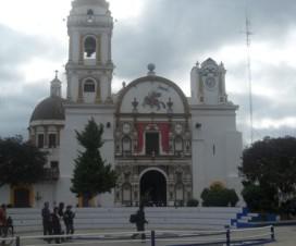 Parroquia de Santiago Apóstol Chignahuapan Puebla
