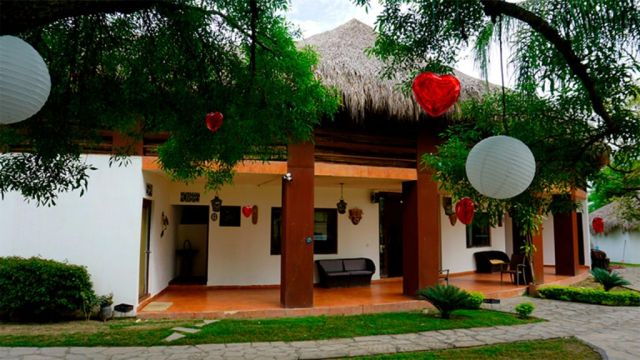 Pet Friendly Ecovergel Hotel Boutique Allende