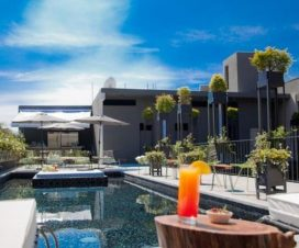 Pet Friendly Flor de Mayo Hotel Restaurant & Spa Cuernavaca