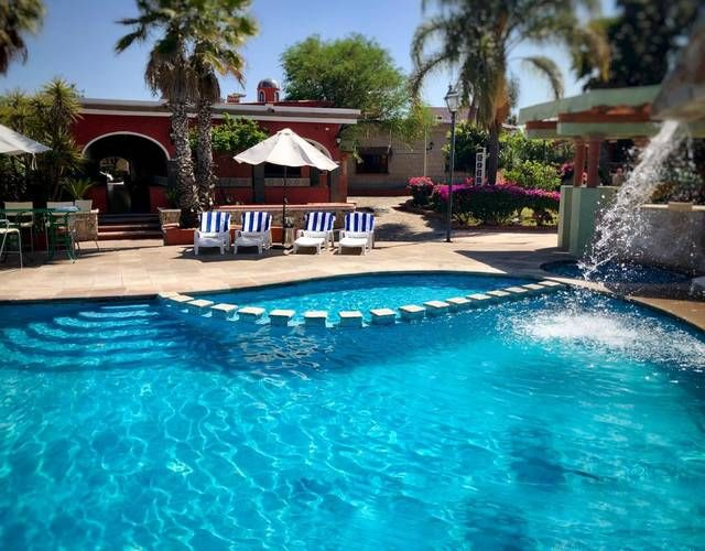Pet Friendly Hacienda Tres Vidas Hotel & Spa Tequisquiapan