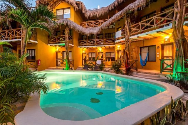 Pet Friendly Holbox Dream Beach Front by Xperience Hotels