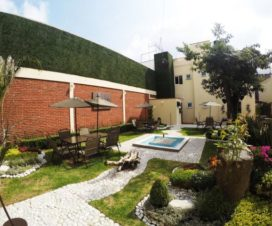 Pet Friendly Hostal 1915 Puebla