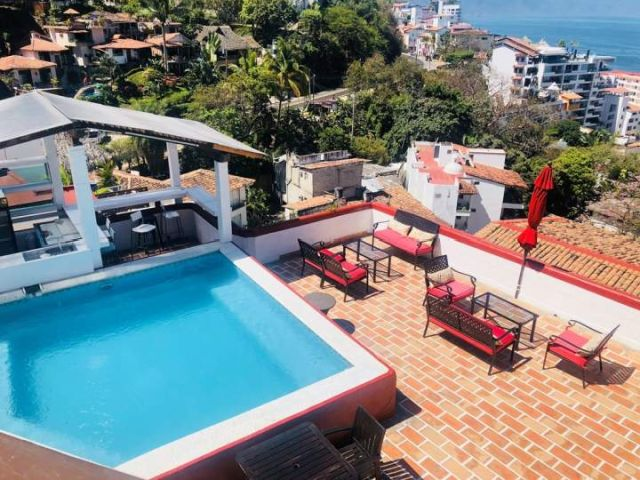 Pet Friendly Hotel Amaca Puerto Vallarta