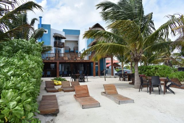 Pet Friendly Hotel Béke Mahahual