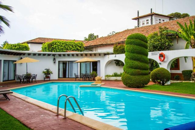 Pet Friendly Hotel Best Western Plus Posada de Don Vasco Pátzcuaro