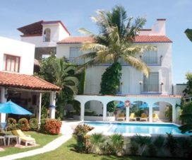 Pet Friendly Hotel Best Western Posada Chahué Huatulco