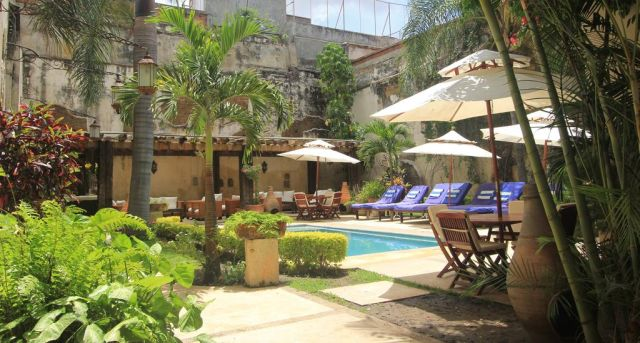 Pet Friendly Hotel Boutique De La Parra Oaxaca