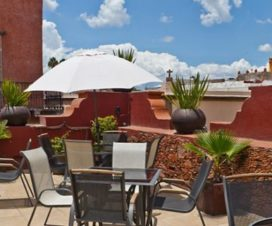 Pet Friendly Hotel Boutique La Casa del Naranjo Santiago de Querétaro