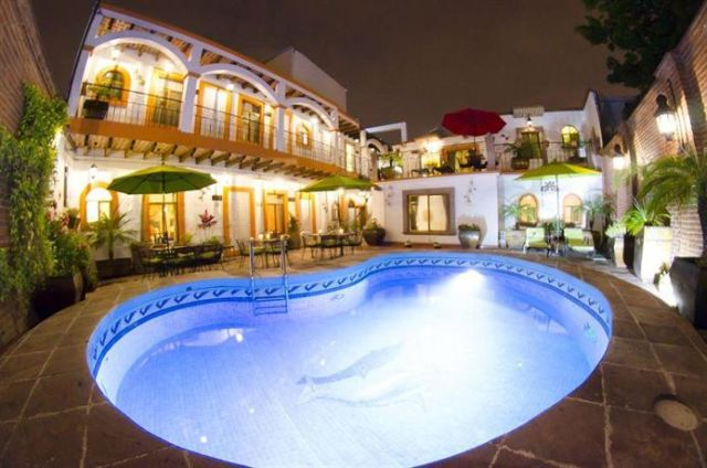 Pet Friendly Hotel Boutique Quinta Río Querétaro
