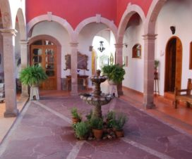 Pet Friendly Hotel Casa Catalina San Luis Potosí