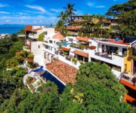 Pet Friendly Hotel Casa Cúpula Puerto Vallarta