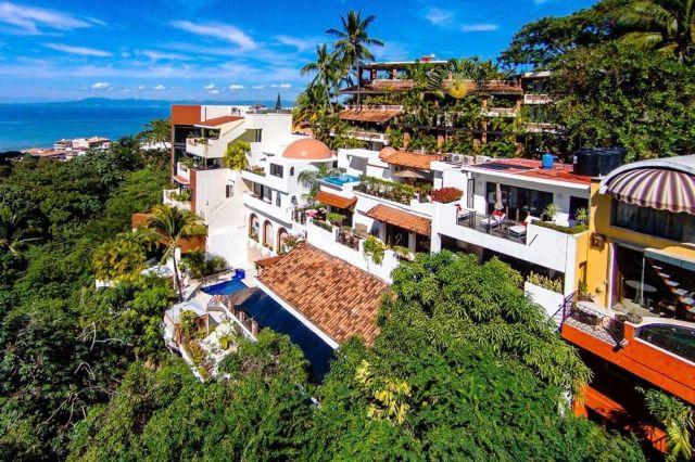 Pet Friendly Hotel Casa Cúpula Puerto Vallarta