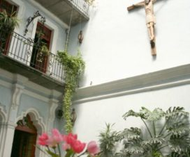 Pet Friendly Hotel Casa de la Palma Puebla