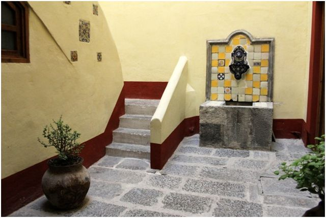 Pet Friendly Hotel Casa de la Palma Travel Puebla