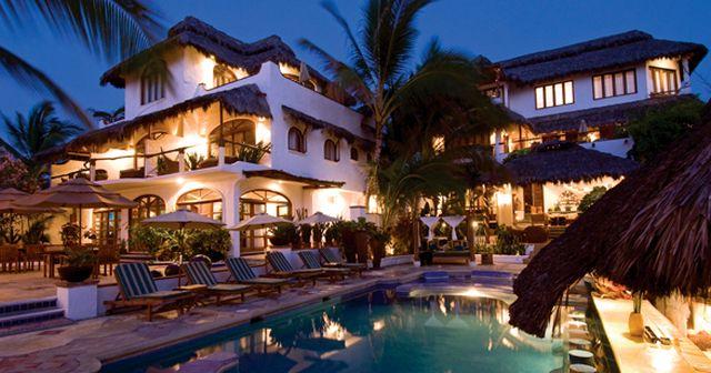 Pet Friendly Hotel Casa de Mita Punta de Mita Nayarit