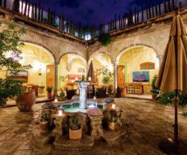 Pet Friendly Hotel Casa de Sierra Azul Oaxaca