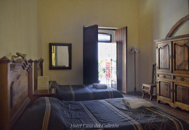 Pet Friendly Hotel Casa Del Callejón Puebla