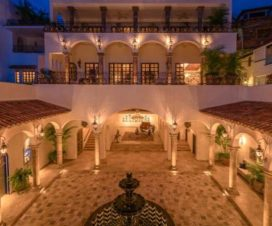 Pet Friendly Hotel Casa Kimberly Puerto Vallarta