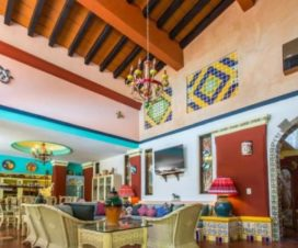 Pet Friendly Hotel Casa Virgilios B&B Nuevo Vallarta