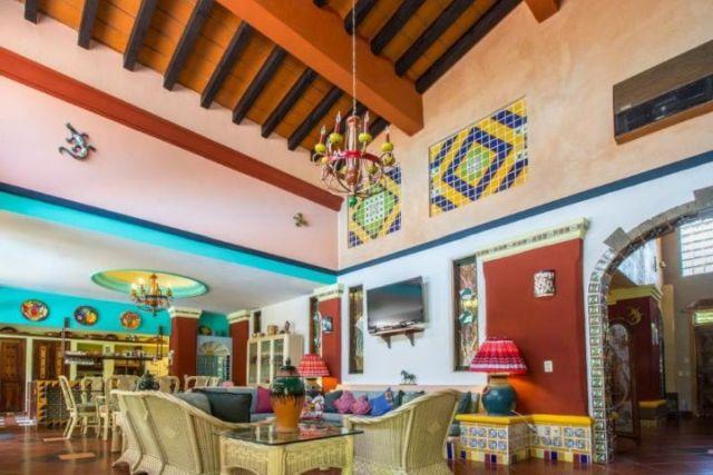 Pet Friendly Hotel Casa Virgilios B&B Nuevo Vallarta