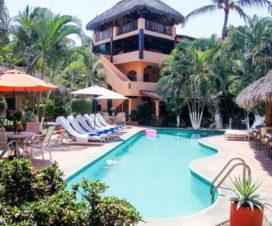 Pet Friendly Hotel Casamar Suites Puerto Escondido
