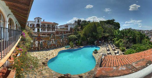 Pet Friendly Hotel De La Misión Taxco