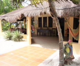 Pet Friendly Hotel Ecológico y Restaurant Maya Luna Mahahual