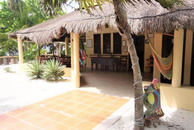 Pet Friendly Hotel Ecológico y Restaurant Maya Luna Mahahual