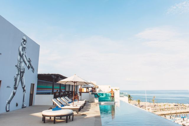 Pet Friendly Hotel El Ganzo San José del Cabo