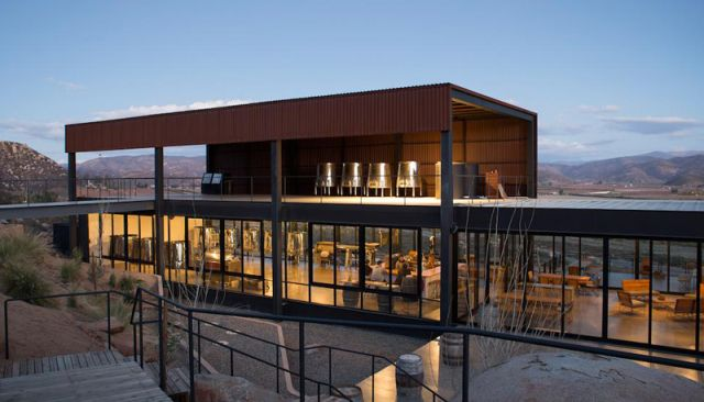 Pet Friendly Hotel Encuentro Guadalupe Valle de Guadalupe