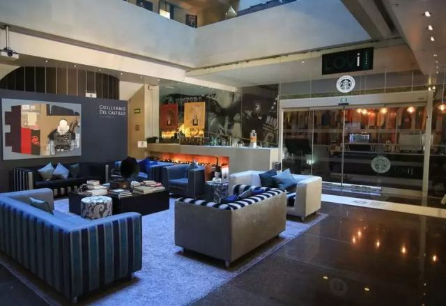 Pet Friendly Hotel Four Points by Sheraton México City